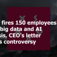 Xsolla Fires 150 Employees Using Big Aata and AI Analysis