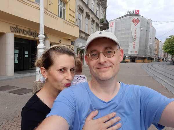Enrico Triebel und Miya Stoyanova (Foto: privat)