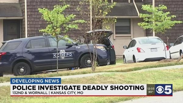 Man shot, killed inside Wornall townhome in Kansas City | News | kctv5.com
