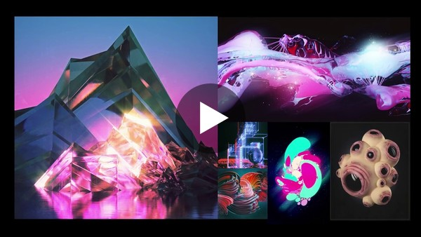 Beeple at the D2 Vienna 2017