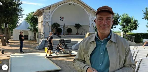 Ahlbeck: Fernsehgottesdienst von Usedom soll eine Million Zuschauer erreichen