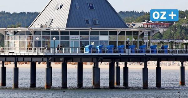 Vandalismus auf Heringsdorfer Seebrücke: Das wurde ins Meer geschmissen