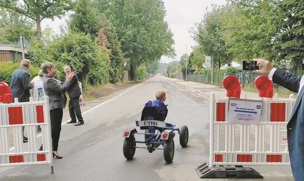 Sanierung der Ortsdurchfahrt Schwarmstedt ist abgeschlossen - Schwarmstedt - Walsroder Zeitung