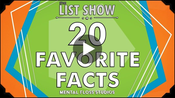 20 Random Facts You Need To Know