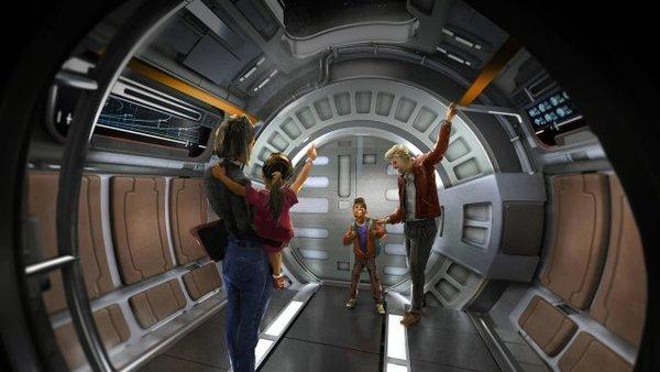 Star Wars Galactic Starcruiser: So teuer ist das neue Hotel in Disney World