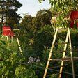 3. Britzenale in Berlin-Britz: Kunst zwischen Salat und Hochbeet