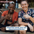 Mikel Delagrange, founder of the Migration Gravel Race interviewed by Stefano of BroomWagon