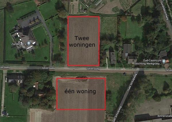 Beeld: Google Maps. Bewerking door nieuwsuitcastricum.nl