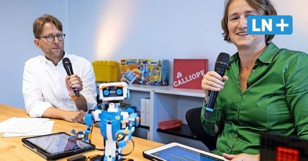 Lübecks neue Medienwerkstatt: Keine Angst vor der Digitalisierung