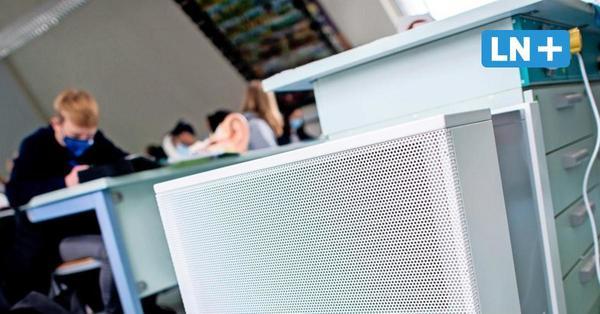 Jetzt doch: Lübeck hat die ersten Luftfilter für Schulen bestellt