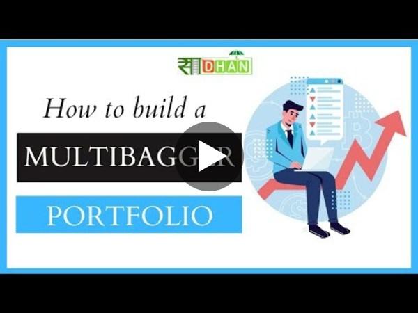 How to Build a Multibagger Portfolio | Compounding Multiplier