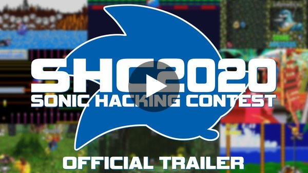 Official Sonic Hacking Contest 2020 Trailer