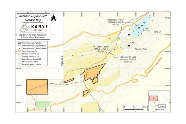 Power Metal (POW.L) Kalahari Copper Belt – Significant Expansion