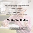 Writing for Healing from Trauma