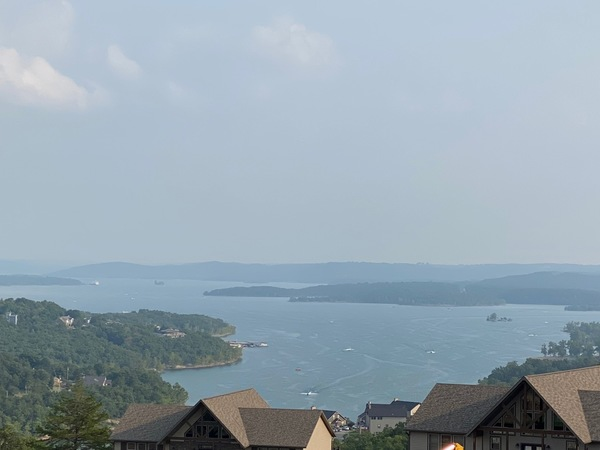 My view from Branson, MO
