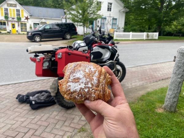 Big Ass Croissant - Warren VT