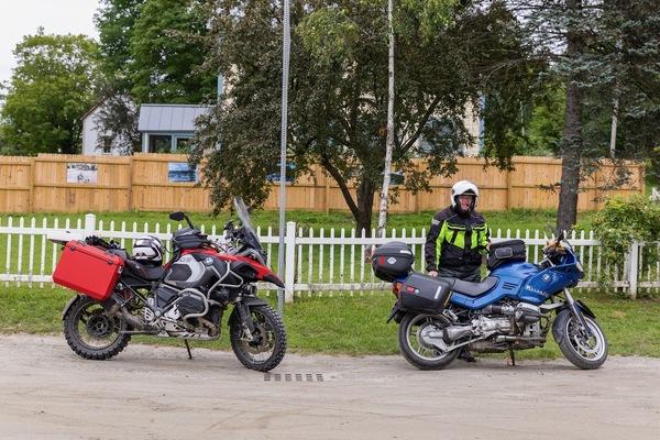 Scouting for the BMW MOA Getaway @ Sugarbush in Warren VT