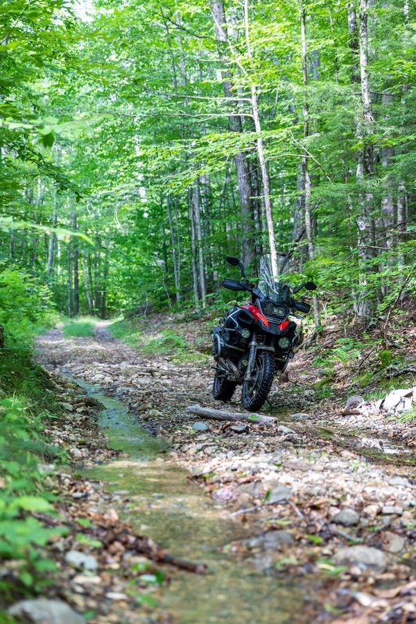 Exploring some old roads that have seen some renewed maintenance lately