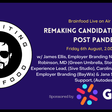 Brainfood live On Air - Remaking Candidate Experience, Post Pandemic