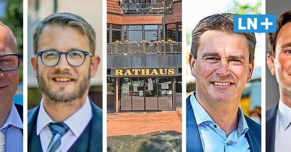 Lensahn: Vier Parteilose bewerben sich für die Bürgermeisterwahl