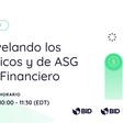 Disclosure: Revelando los Riesgos Climáticos y de ASG para el Sector Financiero
