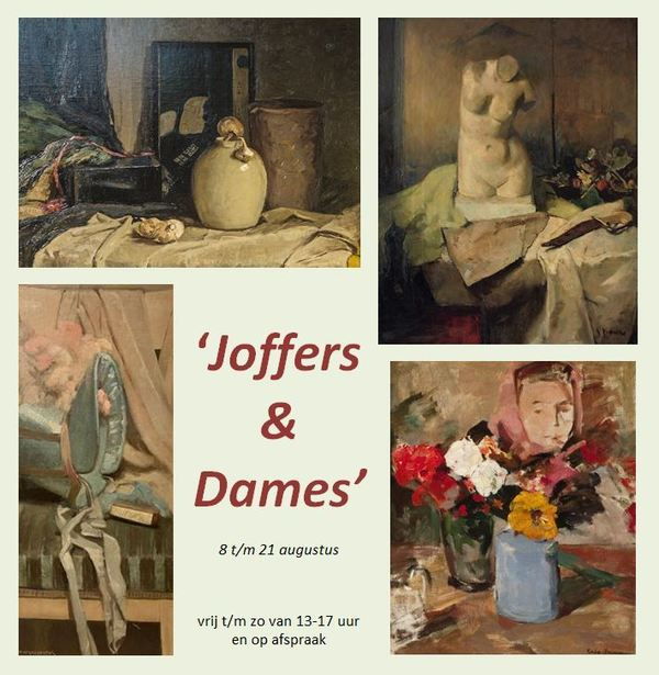 Zomerexpositie 'Joffers & Dames'