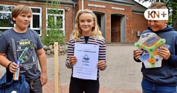 So hat sich die Grundschule Surendorf in Schwedeneck Preis ertüftelt