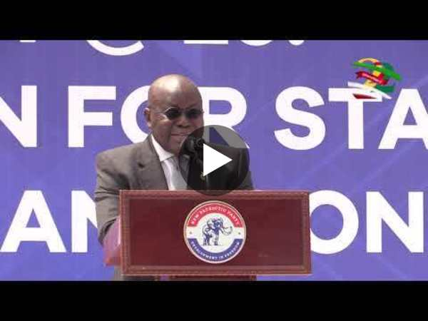 We will win election 2024 - Akufo-Addo