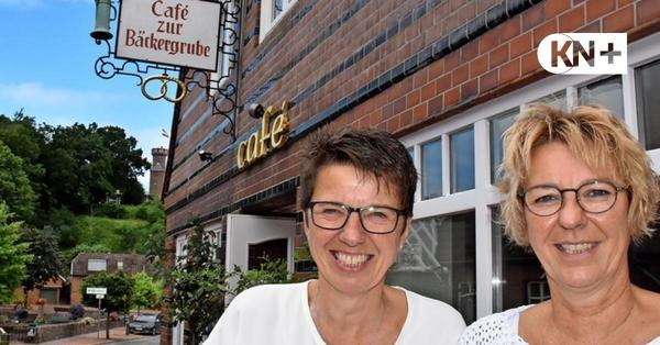 Café zur Bäckergrube: Lütjenburger Café-Tradition lebt wieder auf
