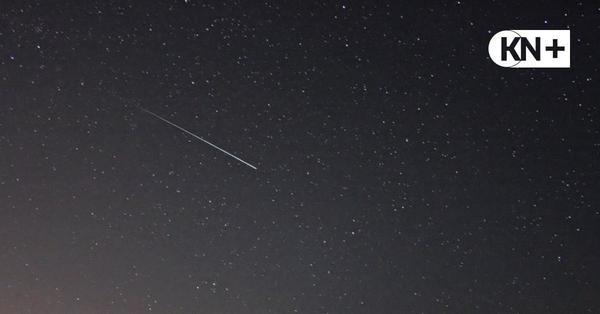 Sternwarte Neumünster verrät, wo die Sternschnuppen besonders gut zu sehen sind