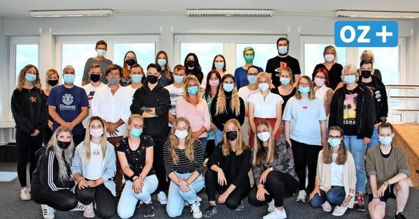 Neue Pflegefachleute am Stralsunder Klinikum in Ausbildung: Das sind die 31 Azubis