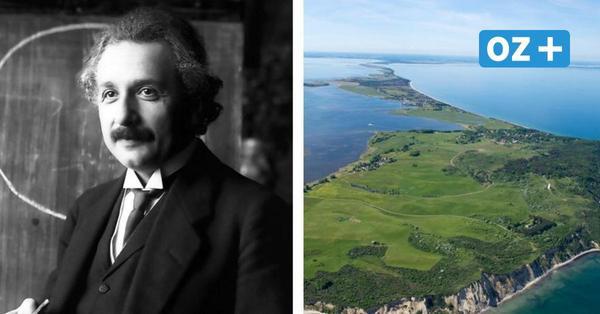 Albert Einstein auf Hiddensee: So verbrachte das Genie seinen Urlaub auf der Insel