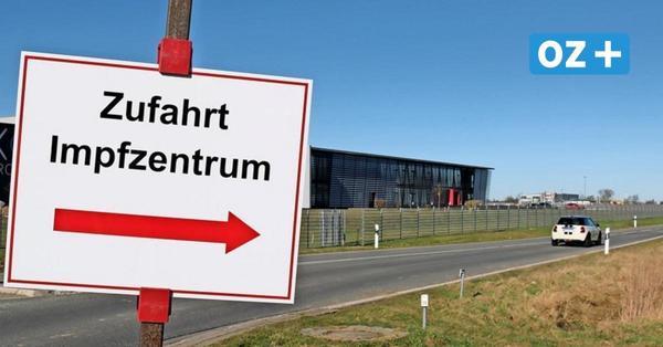 Impfzentrum im Landkreis Rostock schließt