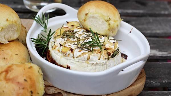 Zupfbrötchen mit Käse: Soulfood aus dem Ofen