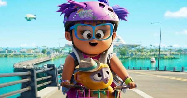 "PopSugar: Zoe Saldaña & Gloria Estefan among the stars of the animated musical adventure for families""Vivo"""