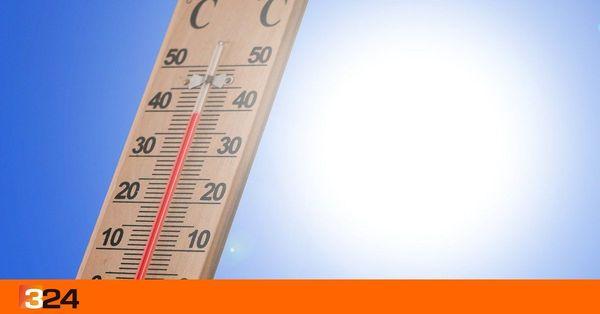 Arriba la primera onada de calor de l'estiu amb el risc d'incendi més alt en 18 anys