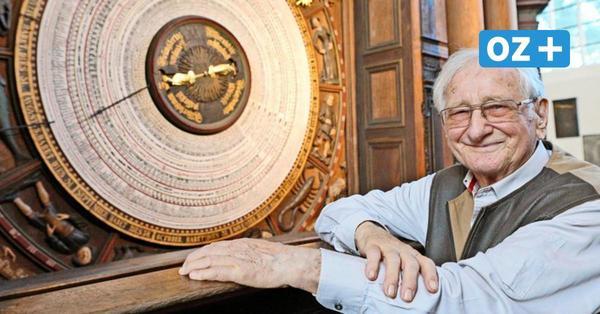 Rostocks Astronomische Uhr: Darum war sie früher wichtig – und darum ist sie es heute