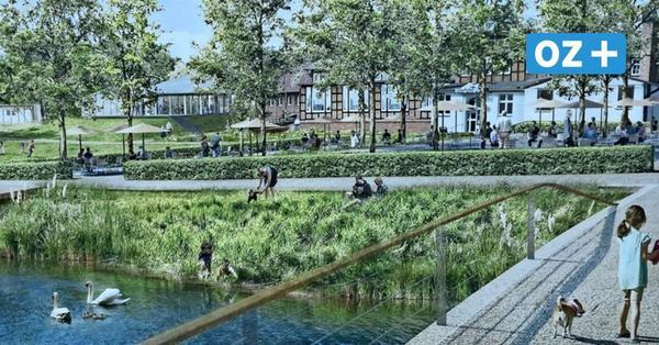 Brücke, Park, Strand: Das sind Rostocks teuerste Buga-Projekte