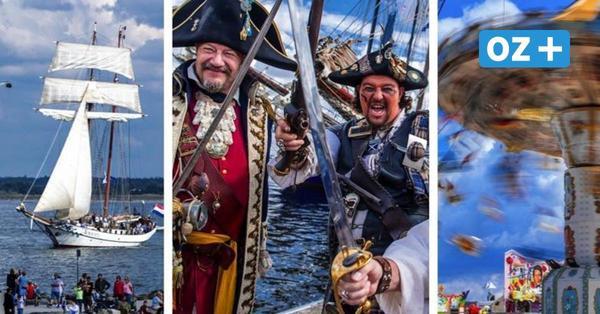 OZ-Liveticker zum Nachlesen: Das war die Hanse Sail 2021 in Rostock