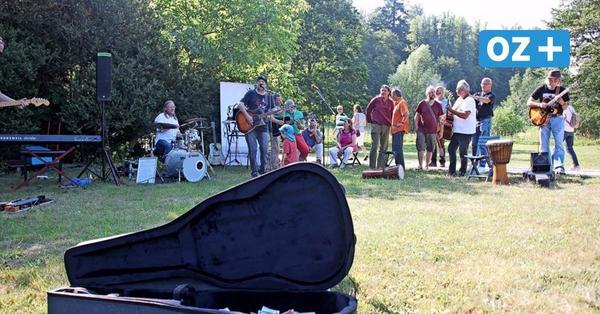 Open-Air-Konzert auf Rügen: Schlosspark in Putbus wird zur großen Bühne