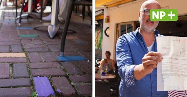 Wegen bunter Steine: Stadt Hannover geht gegen Café Konrad in der Altstadt vor