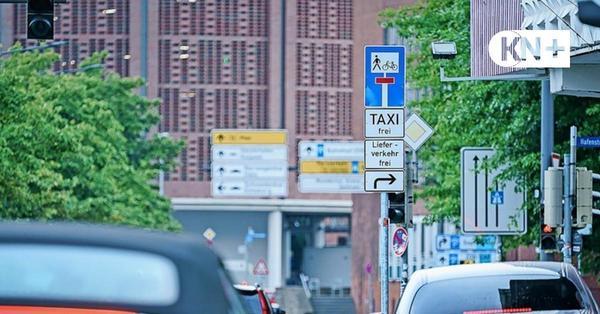 So verläuft jetzt der Verkehr in der Innenstadt von Kiel