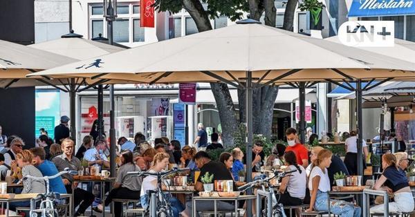 In Schleswig-Holsteins Restaurants herrscht wieder Hochbetrieb