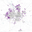 Where America is expanding in developed areas | FlowingData