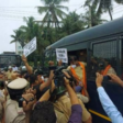 VHP Members Detained After Trying Storm Former MLA Idinabba's House In Mangaluru