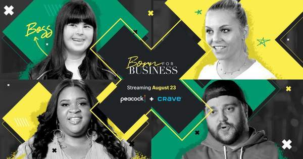 Shopify Studios Presents Born for Business