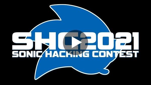 SHC2021 - Sonic Hacking Contest Splash Screens
