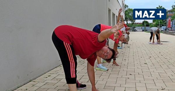 Wustermark: Sie hütet die Kasse beim Sportverein