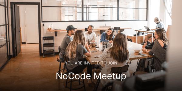 Virtual NoCode Meetup