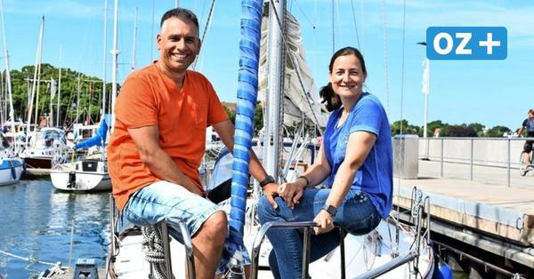 Mit dem Segelboot zum Urlaub in Stralsund: So schön ist der Sommer an der Mole